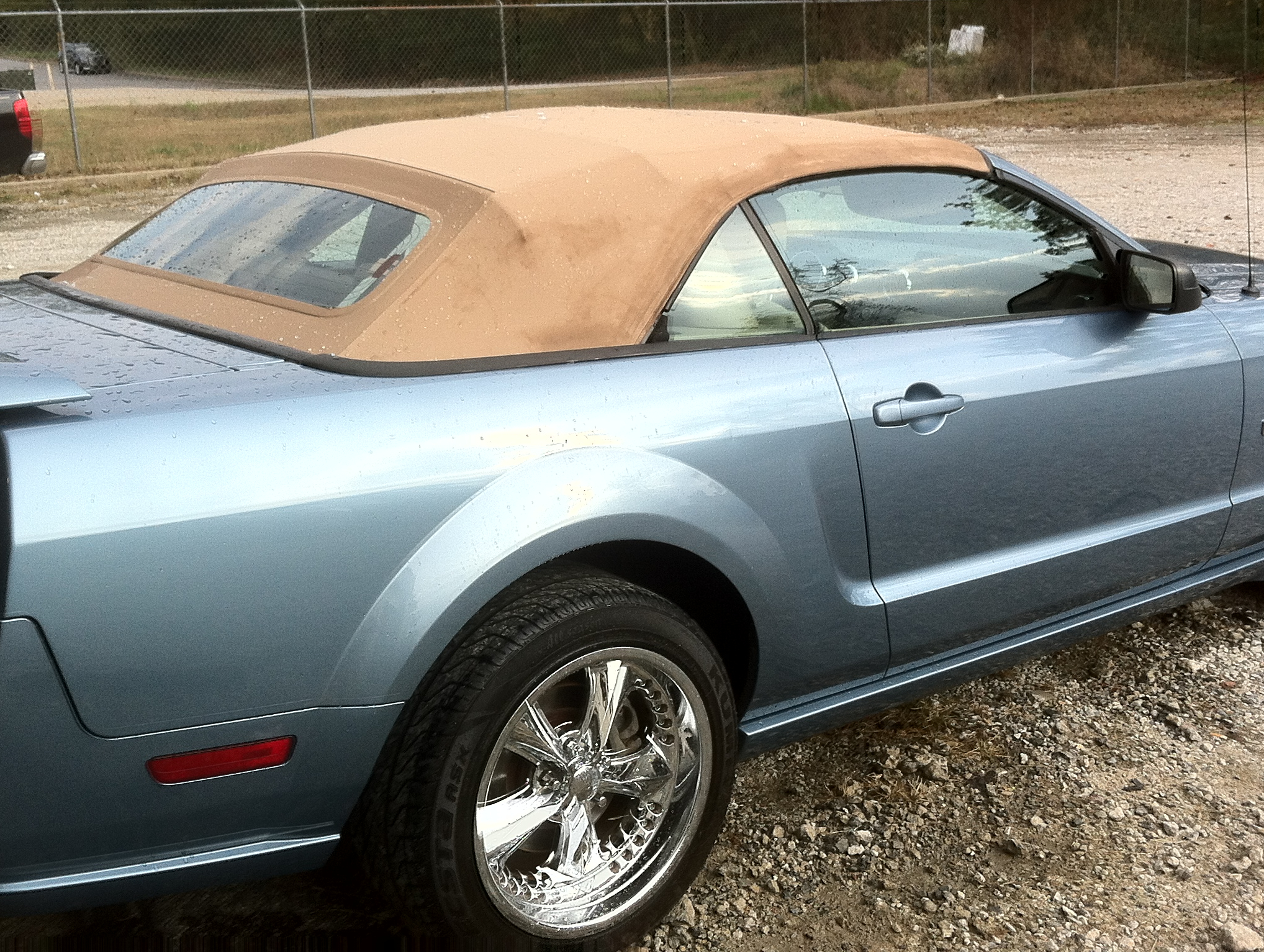 Convertible Top Repair