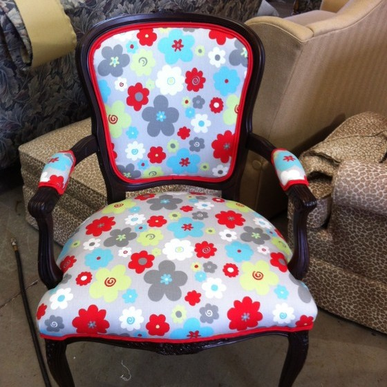 Before And After Upholstery, Furniture Upholstery